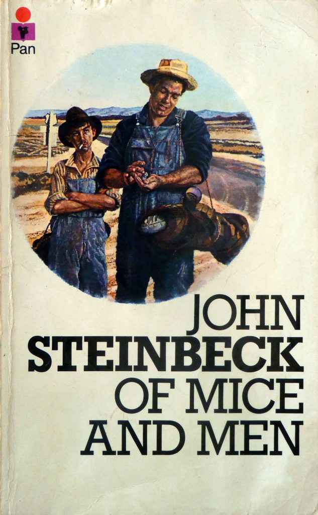 the fatal attraction between lennie and george in of mice and men by john steinbeck Chloe is either nathalie meets crimes and misdemeanors or nathalie meets fatal attraction, depending on your point of view  it's the odyssey as imagined by john steinbeck if steinbeck wrote comedies observe and report is paul blart:  the screaming skull's mickey is torgo meets lennie from of mice and men.