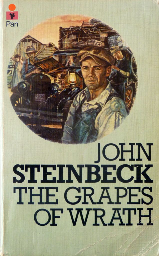 "an analysis of the purpose of the interchapters in the grapes of wrath a novel by john steinbeck To summarize my analysis of the grapes of wrath, steinbeck has, in writing this classic novel, created a moving and quite well written piece of art the story is very descriptive, and steinbeck""s fascinating writing techniques give the book a distinct feel."